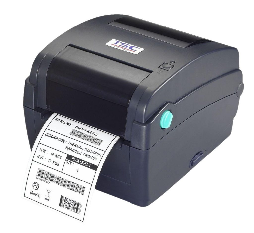 Barcode printers can be used for small business